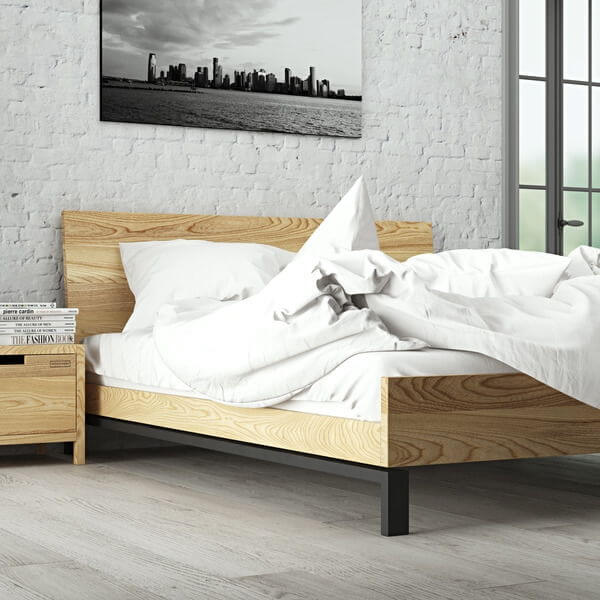 ліжко дерево