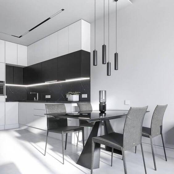 меблі для кухні хай тек